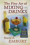 Front cover of the book The Fine Art of Mixing Drinks
