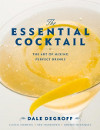Front cover of the book The Essential Cocktail