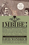 Front cover of the book Imbibe!